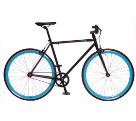 Bicicleta Fixie Black & Blue