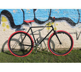 BiURBAN.net FIXIE Black&Red