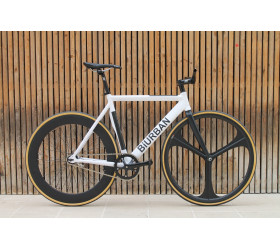 BiURBAN Aero Spoke White & Black