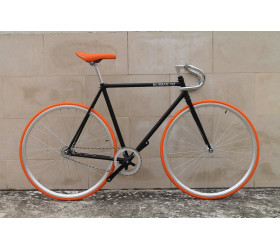 BiURBAN Retro Fixie Orange