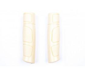 Rubber Classic Grips - Cream