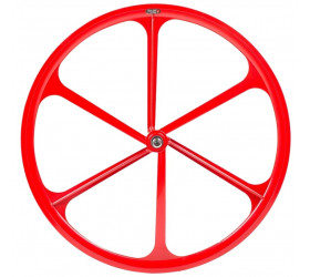 Front Wheel Teny Rim Six Spokes (Colors)