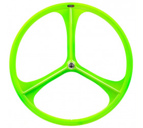 Front Wheel Teny Rim Tri Spoke (Colors)