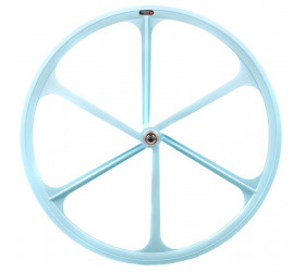 Rear Wheel Teny Rim Six Spokes (Flip-flop)