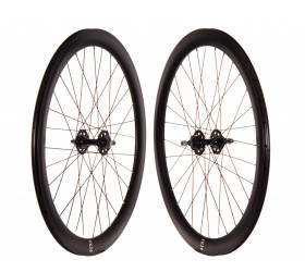 50 Deep Fixie Wheelset