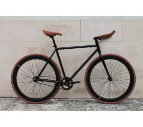 BiURBAN Fixie Black & Brown