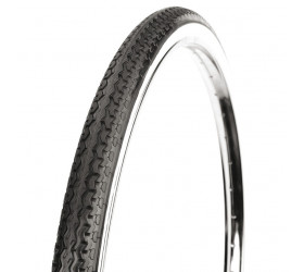 Deli Tire 26 x 1 3/8 Tyre - Black/White