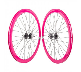 Wheelset Fixie Origin8 - Pink