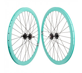 Wheelset Fixie Origin8 - Celeste