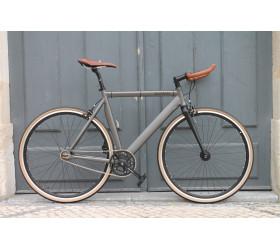 BiURBAN Aero Grey & Brown