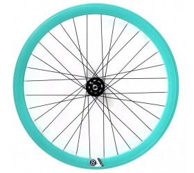 Fixie Front Wheel Origin8 - Celeste
