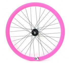 Fixie Front Wheel Origin8 - Pink