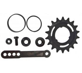 Kit peças contra pedal histop