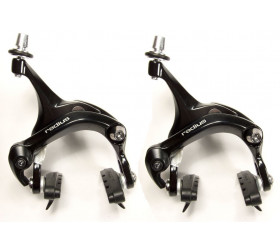 Caliper AS2.4 Brake Set - Black