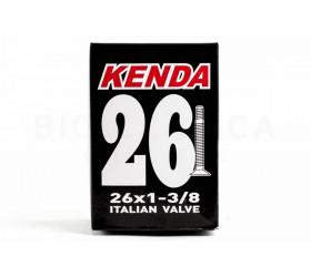 """Kenda Inner Tube 26"""" x 1 3/8 (FV35)"""