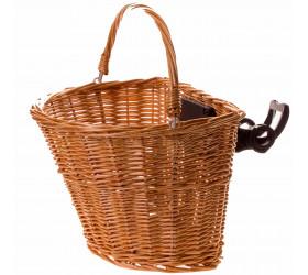 Klick-fix Wicker Basket - Brown