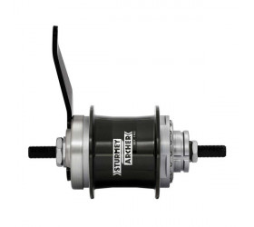 Cubo Sturmey Archer S2 2v Duomatic c/Contra Pedal