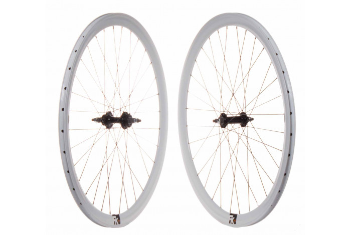 Fixie Wheelset P40 - White