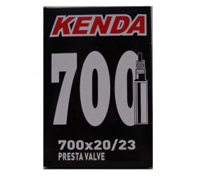 Câmara de ar Kenda 700×20/23 80mm