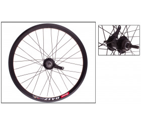 "Rear Wheel BMX DA17 w/Coaster Brake (20"")"