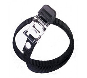 Black Nylon Belt Set