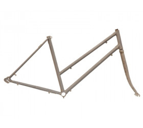 Claasic Steel Lady Frame