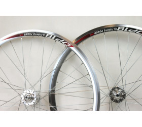Wheelset  w/Coaster Brake Weinmann DP18  - Chrome