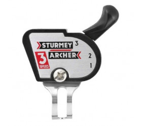 Manípulo de Velocidades Clássico Sturmey Archer 3v