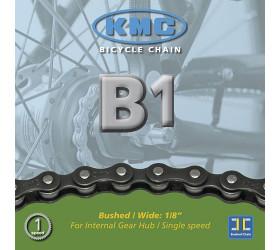 Corrente KMC B1 (1v, preta)