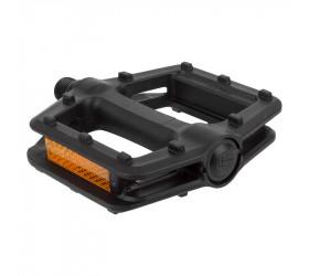 Pedais estilo BMX Eco (Nylon) - Pretos