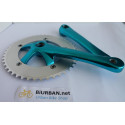 Crankset Pro-wheel Urban 46T 165mm