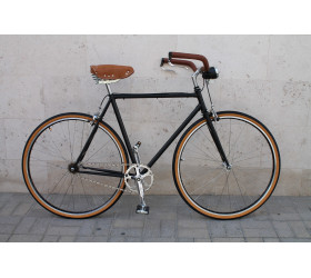 BiURBAN Black & Brown Retro
