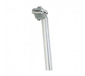 Aluminium Seat Post 25.4 - Silver