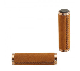 Leather-like Suede Grips