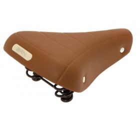 Rondine Gel Saddle - Brown