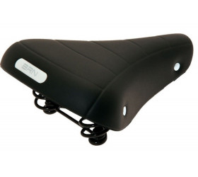 Rondine Gel Saddle - Black
