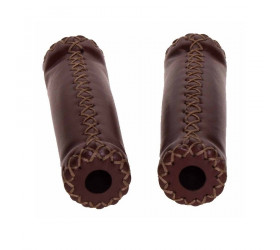 Retro Grips Eco - Dark Brown