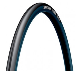 Michelin Dynamic Sport Tyre 700c - Black/Blue