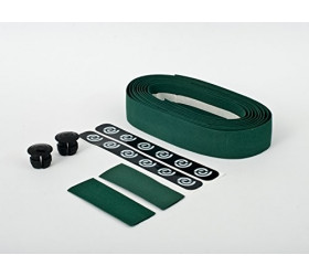 Bike Ribbon Cork Plus Bar Tape - Green