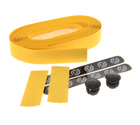Bike Ribbon Cork Plus Bar Tape - Dark Yellow
