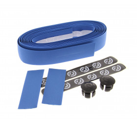 Fitas Guiador Bike Ribbon Cork Plus - Azul