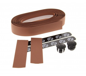 Fitas Guiador Bike Ribbon Cork Plus - Castanho