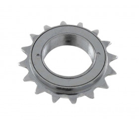 Chrome Freewheel Sprocket