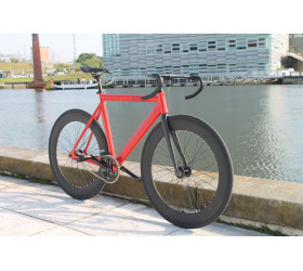Pack Black & Red Fixie (Prototype)