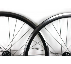 Wheelset Fixie DP30 - MSW