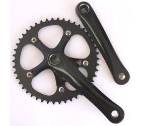 Mighty Crankset - Black