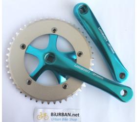 Crankset Pro-wheel Urban 46T 165mm