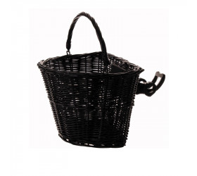 Klick-fix Wicker Basket - Black